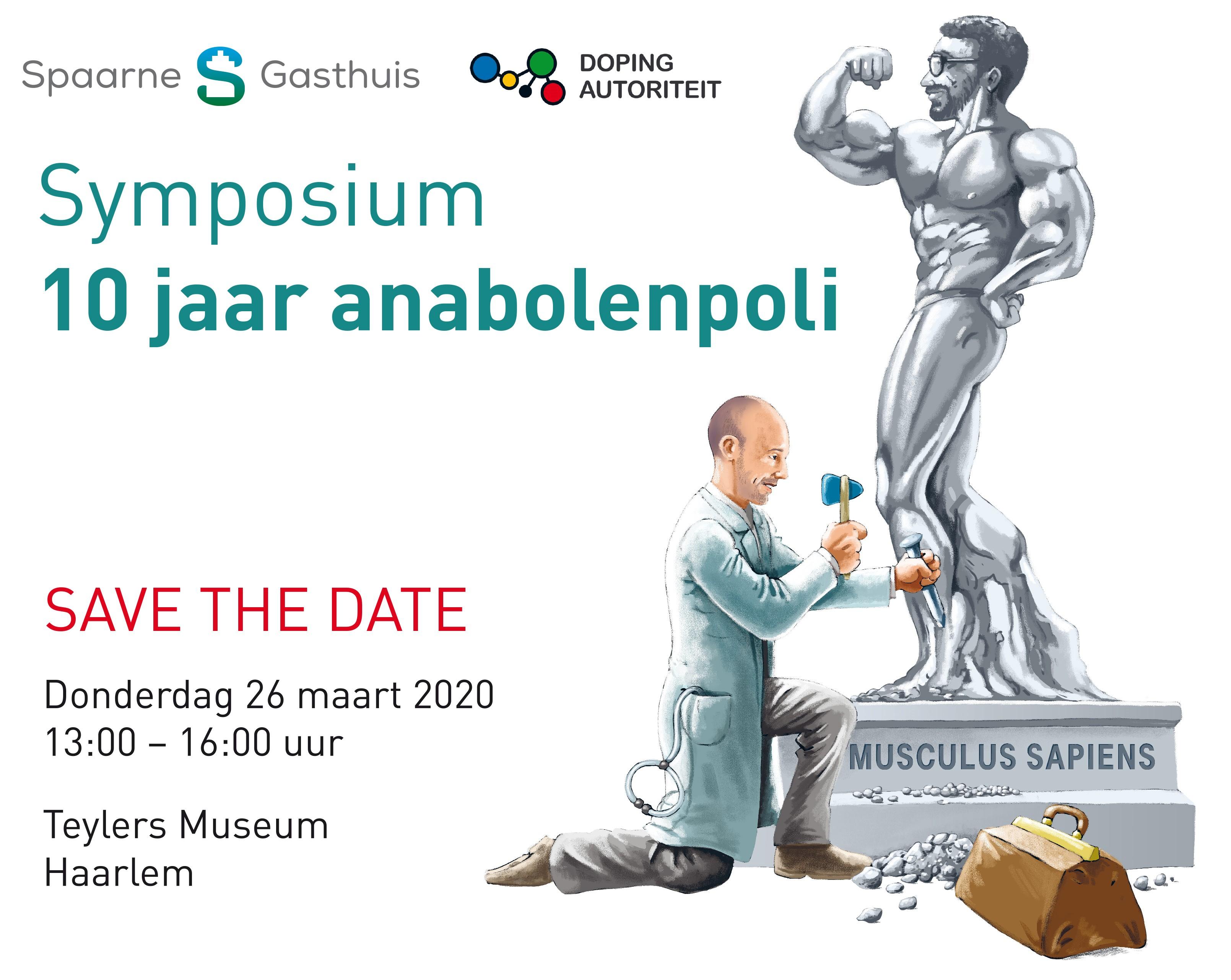 Symposium 10 jaar Anabolenpoli